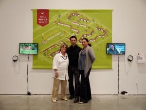 Farris AwardECU_DianeFARRIS&David&StaceyWhite72dpiWeb
